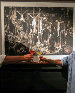 La Razón, reportaje de «Antigua»
